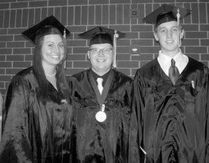 Ashley Frederiksen, Mitchell McCoy, Joseph Stinn